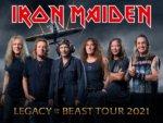 IRON MAIDEN: Ανακοίνωσαν ημερομηνίες για την Legacy Of The Beast tour 2021!