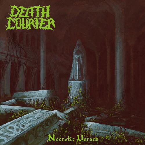 "DEATH COURIER –  ""Necrotic Verses"""