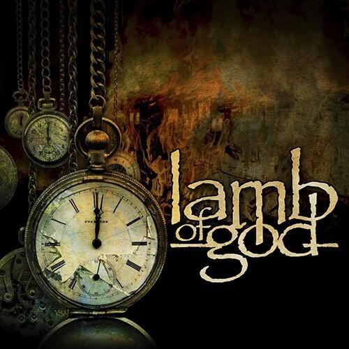"""LAMB OF GOD – """"Lamb Of God"""""""
