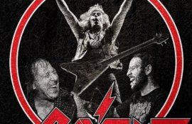 """John Gallagher (RAVEN) on Rock Overdose:"""" We are extremely proud of  'Metal City' album""""."""