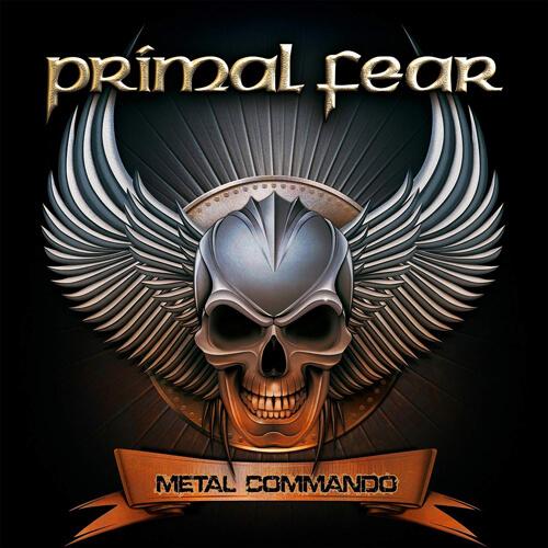 """PRIMAL FEAR – """"Metal Commando"""""""