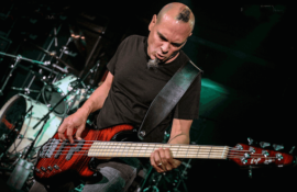 "Joey Vera (Armored Saint, Fates Warning) στο Rock Overdose: ""Το νέο μας album ακούγεται σαν Armored Saint αλλά Armored Saint του 2020!"""