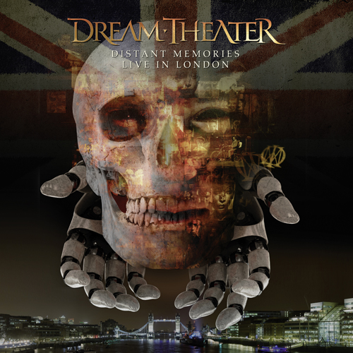 """DREAM THEATER – """"Distant Memories – Live In London"""""""