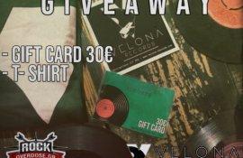 Διαγωνισμός: Κερδίστε μια δωροεπιταγή αξίας 30€ & ένα T-shirt από το Velona Records