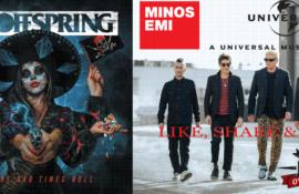 """Διαγωνισμός: Κερδίστε 2 cd του album των THE OFFSPRING – """"Ler The Bad Times Roll""""!"""