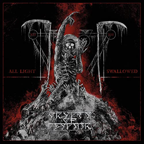 """CRYPTS OF DESPAIR – """"All Light Swallowed"""""""