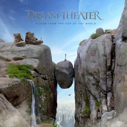 """DREAM THEATER – """"A View From The Top Of The World"""""""