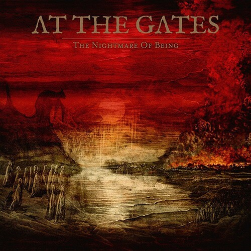 """AT THE GATES – """"The Nightmare Of Being"""""""