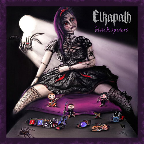 """ELKAPATH – """"Black Spiders"""""""